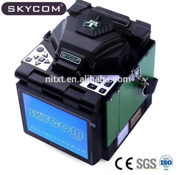 Máy hàn cáp quang Skycom T-208H
