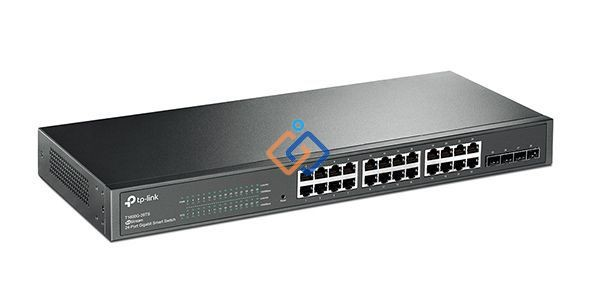 Switch 24 port POE TP-LINK T1600G -28PS TL-SG2424P