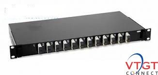 Hộp phối quang ODF 12 FO Commscope AMP (2-1206138-4)
