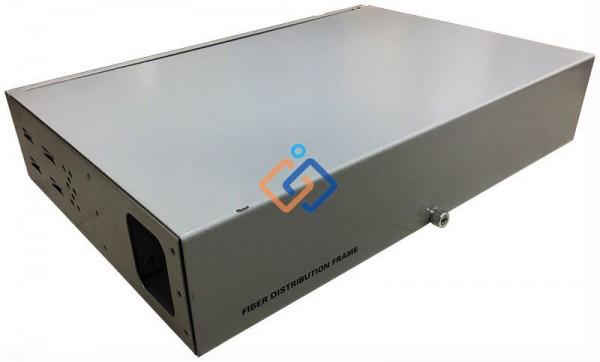 Hộp phối quang ODF 48Fo 48 core khay trượt
