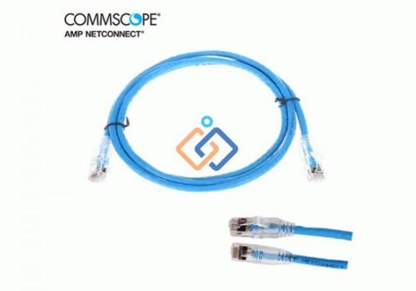 Dây nhảy patch cord Cat6A 2m P/N NPC6ASZDB-WT002M