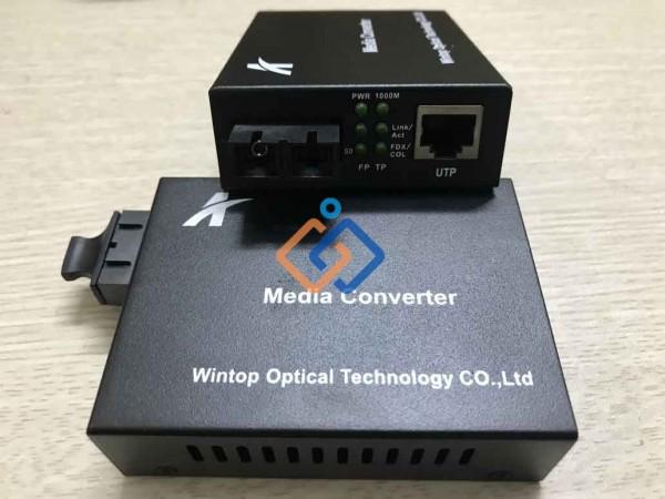 Bộ chuyển đổi Quang điện WINTOP YT-8110SA-11-40
