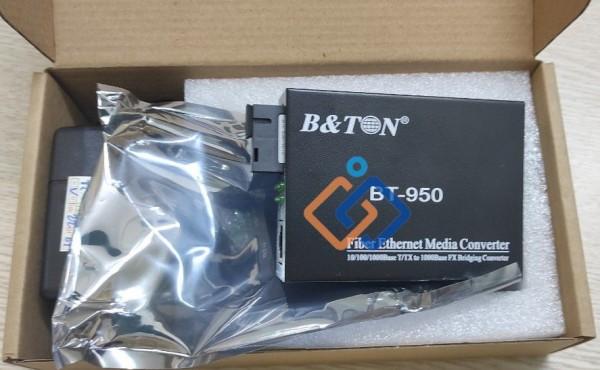 Bộ chuyển đổi quang điện BTON BT-950SFP-FE