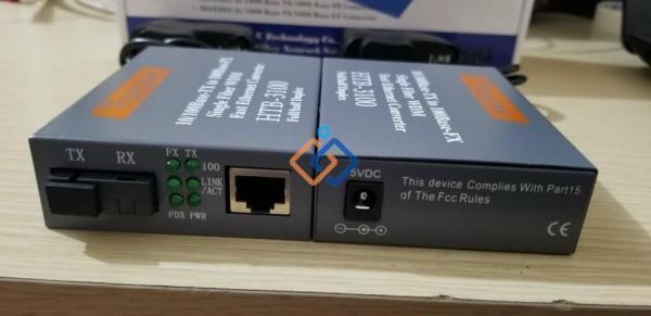 Bộ chuyển đổi quang điện Netlink 1 sợi 1G