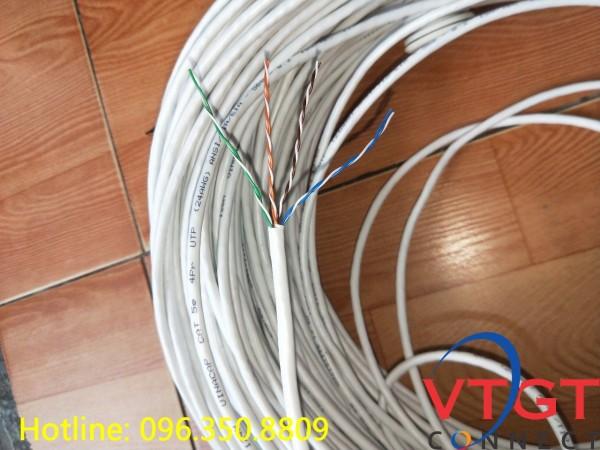 Dây cáp mạng cat5e Vinacap