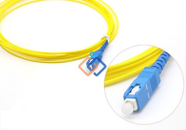 Dây nhảy quang singlemode chuẩn SC-SC LS cables&system