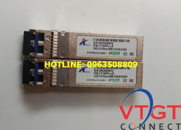 Module quang SFP+ Single Mode 10G