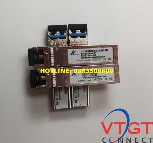 Module quang SFP+ Multi Mode 10G