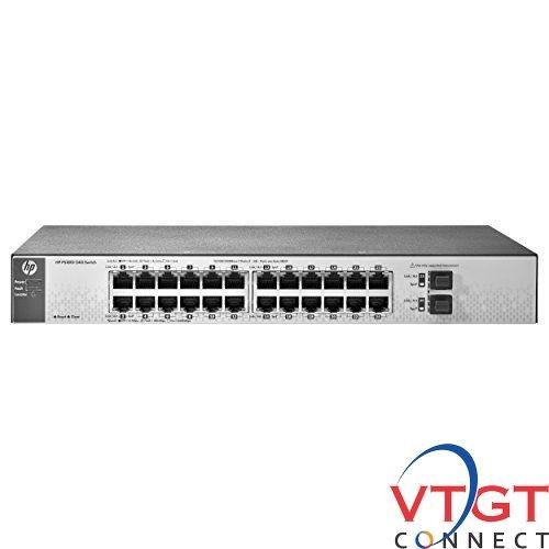 Thiết bị mạng Switch HP 24 Port OfficeConnect 1820-24G-J9980A