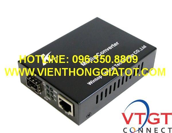 Bộ chuyển đổi quang điện 10G SFP+ YT-10G-SFP-AS