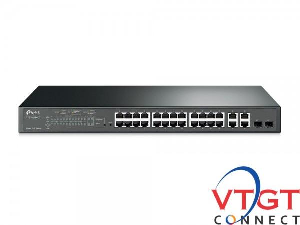 Switch 24 port POE TPlink T1500- 28PCT