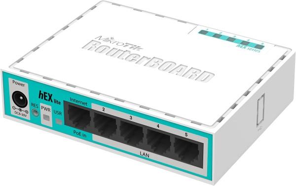 Router Cân Bằng Tải Mikrotik RB750R2