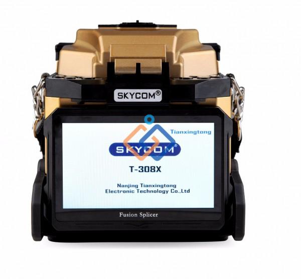 Máy hàn cáp quang Skycom T-308X Chính hãng