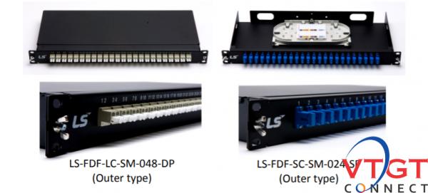 Hộp phối quang ODF LS 12FO LS-FDF-SC-MM- 012-SP