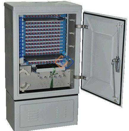 Tủ phối quang ODF 288FO đầy đủ phụ kiện