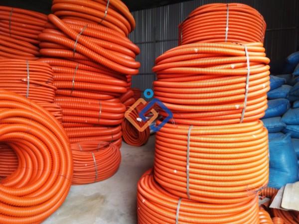Ống nhựa xoắn HDPE D150/195