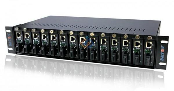 Bộ nguồn tập trung converter quang BTON