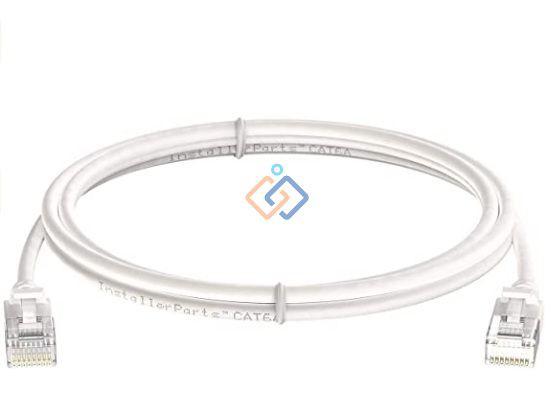 Dây nhảy patch cord Cat6A 1.5m NPC6ASZDB-WT001.5M