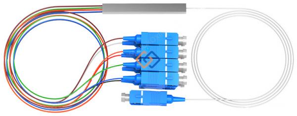 Bộ chia quang 1x4 chuẩn SC-UPC