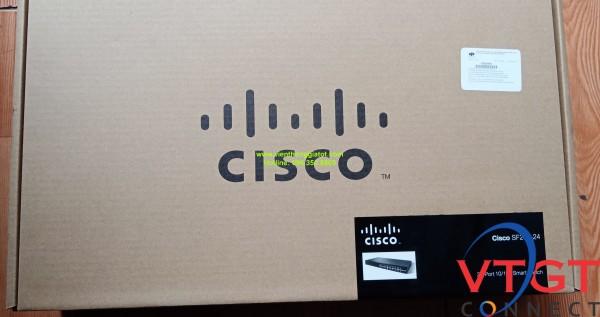 Switch Cisco 24- Port 10/100 SF250-24-K9- EU