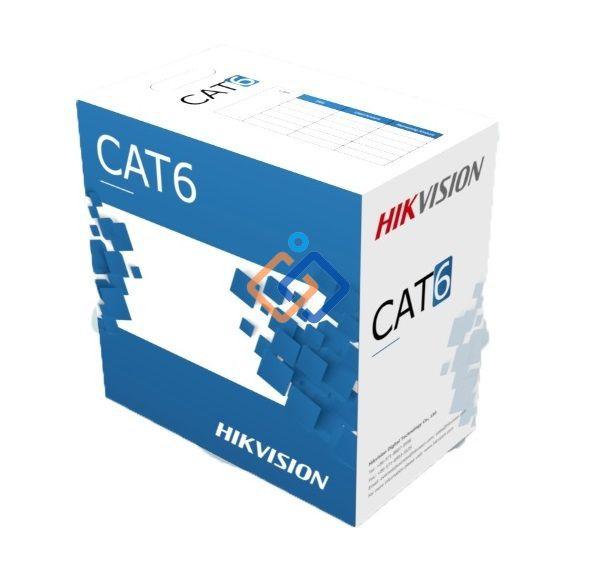 Cáp mạng Hikvision CAT6 UTP Chính hãng