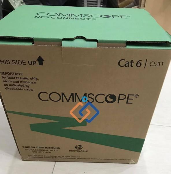 Cáp mạng cat6 AMP Commscope Chính hãng
