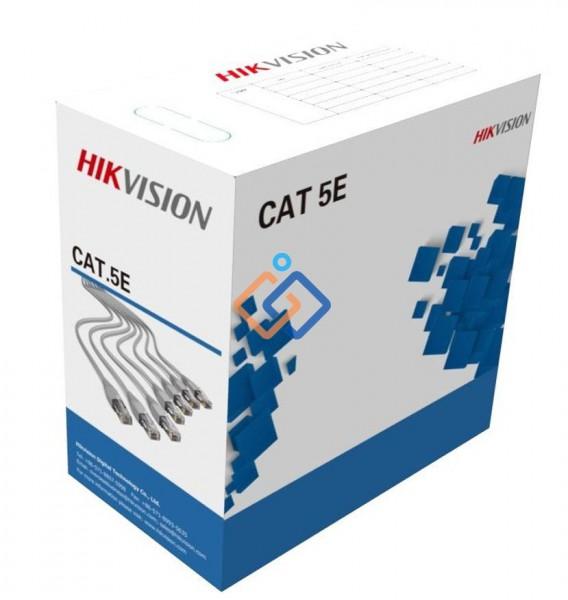 Cáp mạng Hikvision 5e UTP Chính hãng