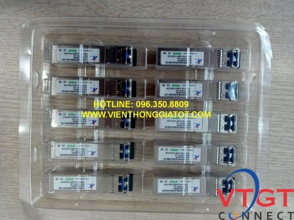 Module quang singlemode SFP+10G cho switch Cisco