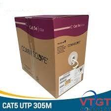 Cáp mạng AMP Commscope cat5e UTP   6-219590-2