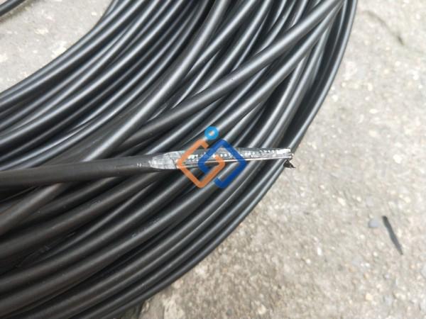 Cáp quang luồn ống singlemode 4Fo Chống chuột