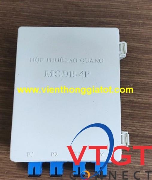 ODF 4FO nhựa chuẩn SC