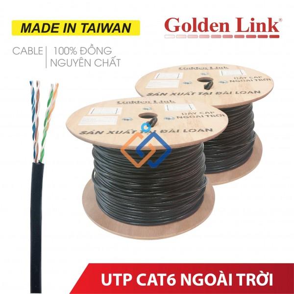 Cáp mạng Cat6 UTP outdoor