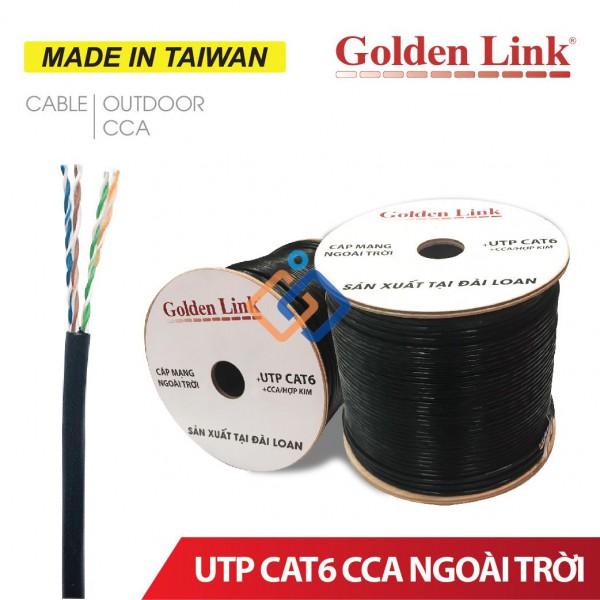 Cáp mạng Cat6 CCA Goldenlink