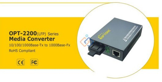 Converter Quang 1.25G Optone OPT-2200S20