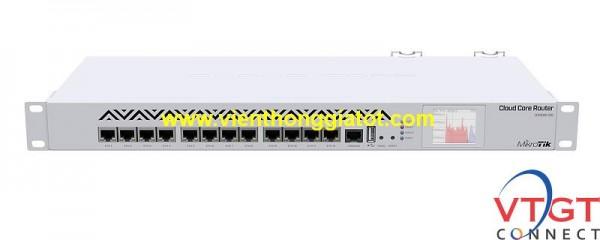 Router mirotik CCR1016-12G