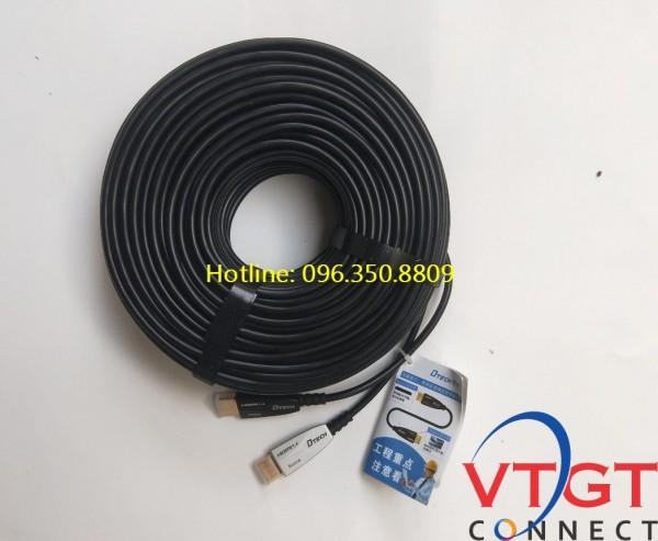 Dây cáp HDMI 60m sợi quang