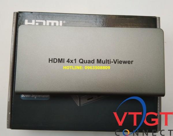 Bộ chia HDMI 4 Vào 1 Ra
