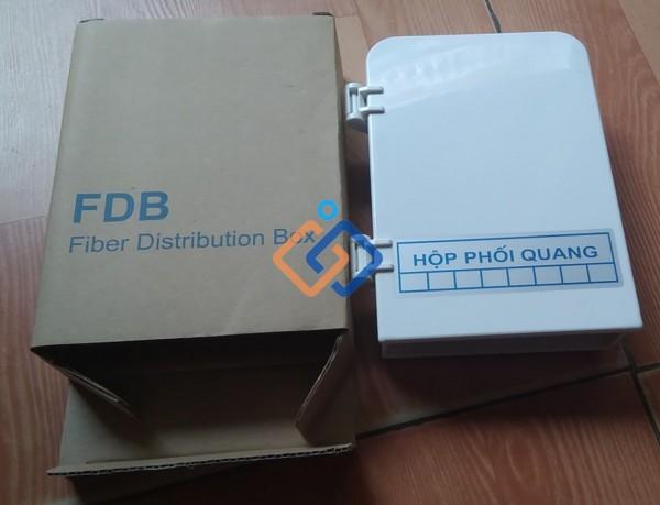 Hộp phối quang ODF 8 core 8 sợi