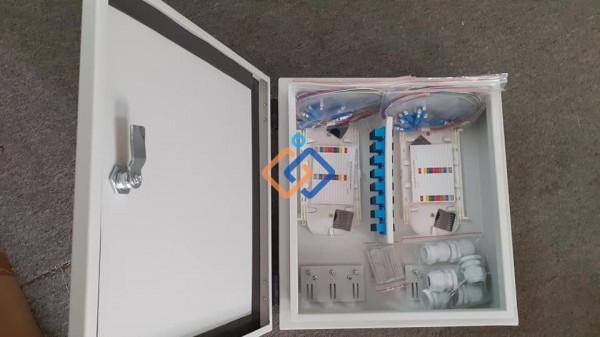 Hộp phối quang 8Fo kim loại